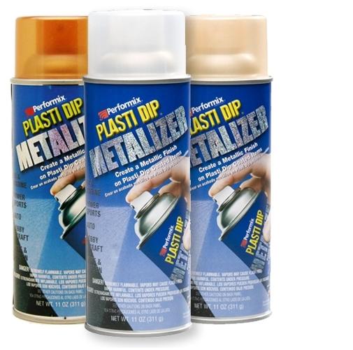 Plasti Dip Metalizer